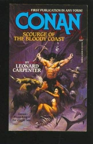 Conan Scourge of the Bloody Coast