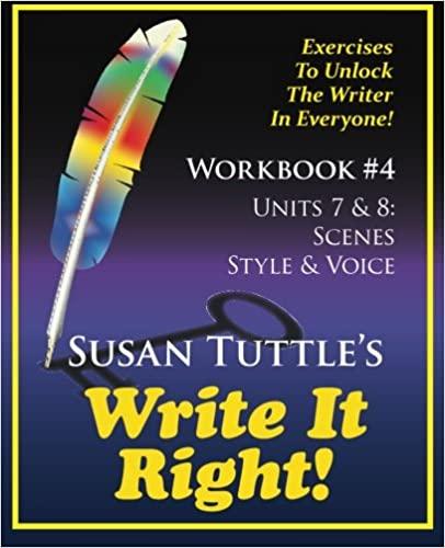 Write It Right Workbook 4